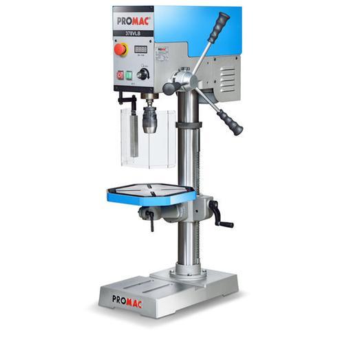 Metalworking Machines - Drill Presses - BENCH-TOP DRILL PRESS JET 378VLB